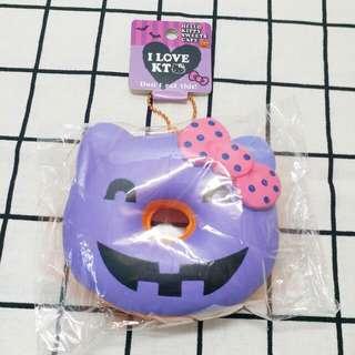 Kt 2017 halloween donut squishy🍩