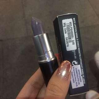 MAC Lipstick - Lightly Charred