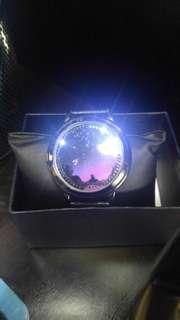 智能創意個性發光led觸屏手錶 (浪漫星空)原價299$