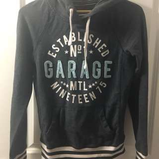 Garage Pull-Over Sweater