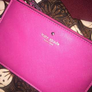 Clutch or Dompet by Kate Spade