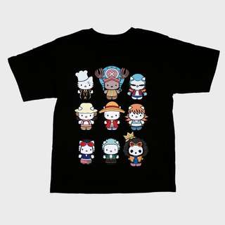 One Piece Kitty Tshirt