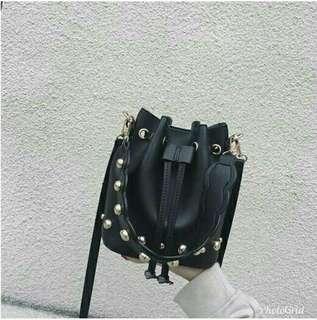 Ladies Buckle Bag