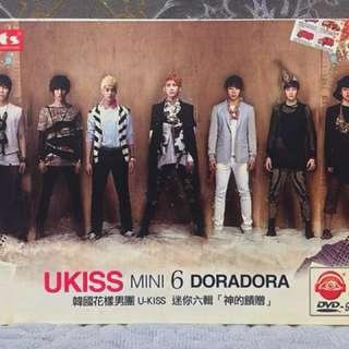 UKISS (DORADORA) dvd