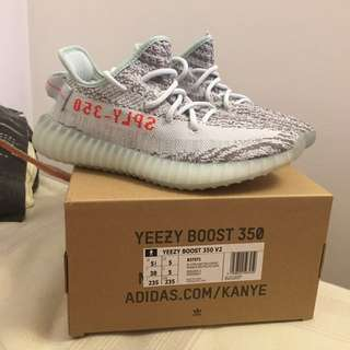 adidas originals yeezy boost 350 v2 uk 5 us 5.5