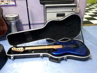 Guitar charvel made usa