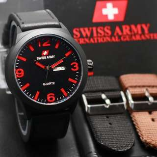 Swiss Army Watches 3in1