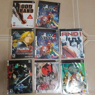 Selling Ps2 Games