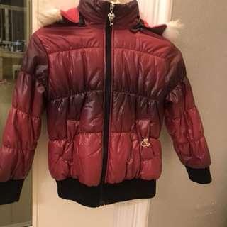 Disney 紅黑外套