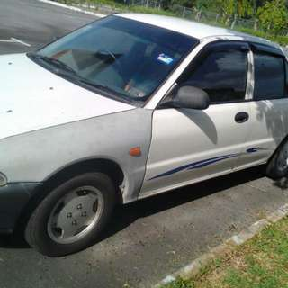 Wira 1.3 Manual 1997 Sedan