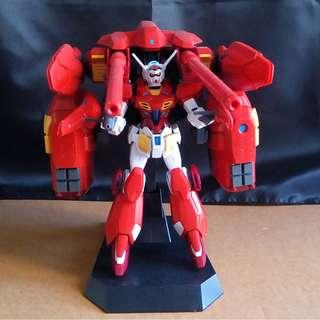 Bandai HG Gundam G-Self Assault Pack 成品