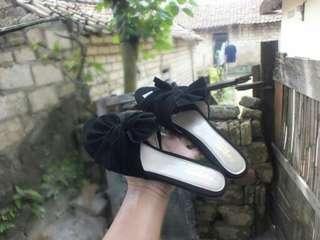 Sandal Flat Pita Ikat BM
