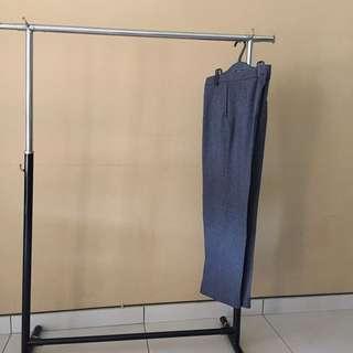 NICOLE grey slacks