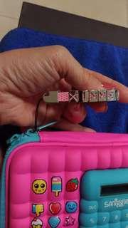 🚚 Name tag for school bag , pencil case, etc