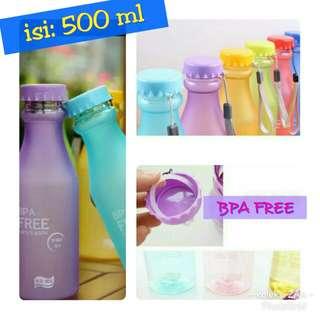 Botol minum BPA FREE keren