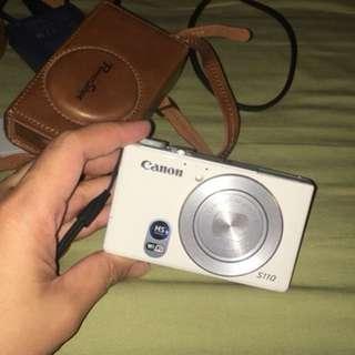 Canon S110 (white color)