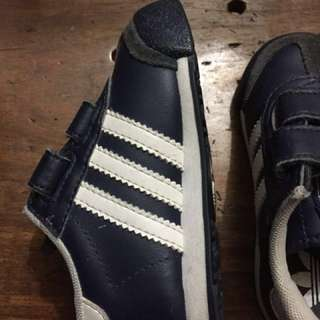 Adidas Rubber Shoes for toddlers