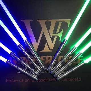 AVAILABLE: Star Wars THE LAST JEDI Lightsaber Rey Luke Skywalker GREAT GIFTS!