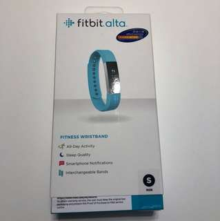 New fitbit alta (S) size