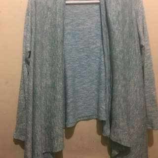 Celine Open Waterfall Cardigan (Large)