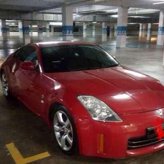 Nissan FAIRLADY 3500cc manual : Reg Singapore