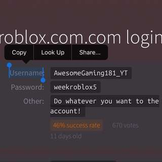 DONT GO TO THIS WEBSITE THE USERNAME YOU LOG IN WILL BE STUCK MAY BE