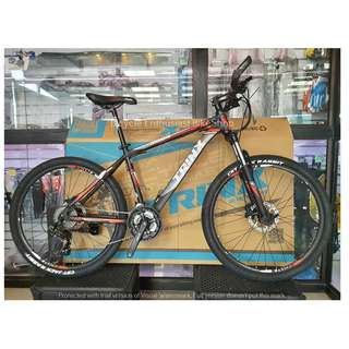 "Trinx M600 26er Hydraulic Mountain Bike Bicycle MTB 17"" *Go with Trinx*"