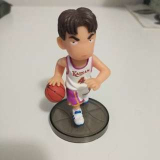 Slam Dunk Basketball Character Mini Figurine Maki from Kainen