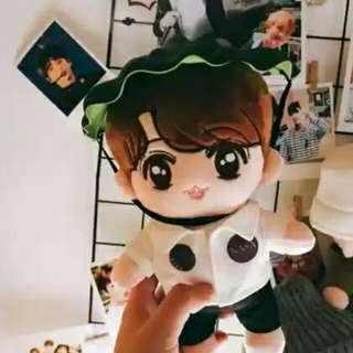 BTS Jungkook micdrop doll