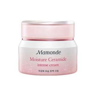Mamonde Moisture Ceramide Intense Cream 50ml