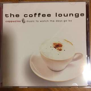 The coffee lounge - Cappuccino ( CD )