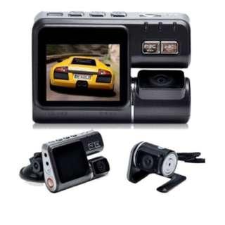 Car Camera - Front & Rear Cameras With Remote Control