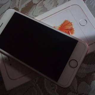 Iphone 6s 64gb Factory Unlock || FOR SWAP IPHONE 6S PLUS OR IPHONE 7PLUS