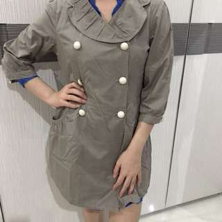 Jaket jas outer