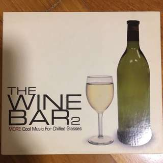 The wine Bar 2 - cool music for chilled classes ( CD )