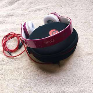 ORIGINAL BEATS BY DR DRE HEADPHONES (WITH WIRE)