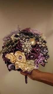 Becca's bouquet珠寶捧花