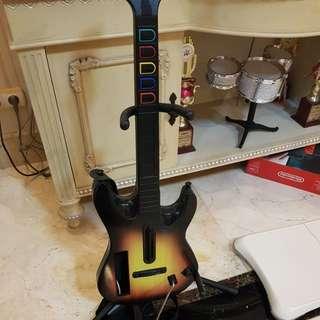 Wii Guitar Hero - Guitar Controller