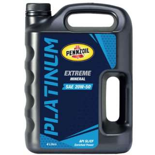 Pennzoil platinum blizt 20W50 SN