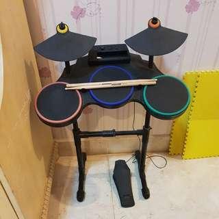 Wii Guitar Hero - Drum Kit