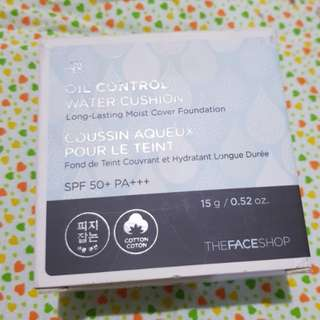 The Face Shop Oil Control Water Cushion V205 SPF 50+ PA+++