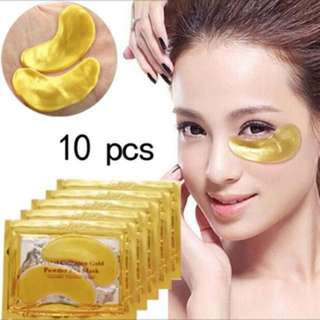 Collagen Crystal Eye Mask Gold mask 24k eye mask
