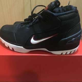 Nike AIR ZOOM GENERATION QS LBJ