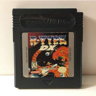 [RARE] Game Boy Color - R-Type DX