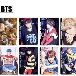 [INSTOCK]BTS LOVE YOURSELF LOMO/PHOTOCARDS