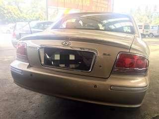 Hyundai Sonata 2.4 Auto 2004 RM10,800 siap on the road Cash