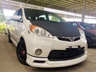 Perodua Alza 1.5 Auto 2012