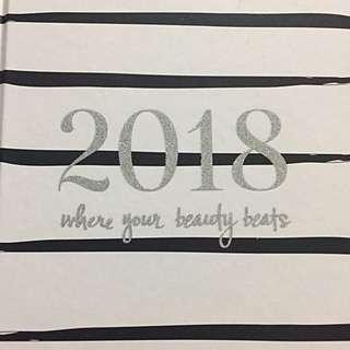 Sephora 2018 planner