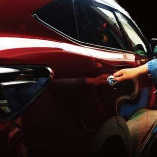 ★ Toyota Harrier 60 Rear Doors Smart Entry Addition ★