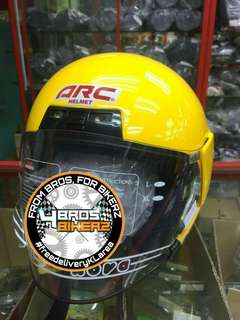 ARC DISCOVERY YELLOW